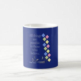 Todas las cosas posibles -- Taza de café