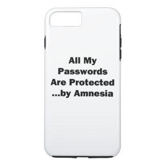 Todas mis contraseñas son protegidas… por la funda iPhone 7 plus