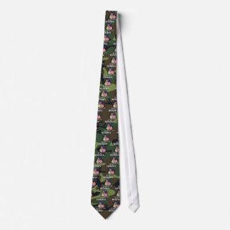 Todas mis placas de identificación del desgaste de corbatas personalizadas