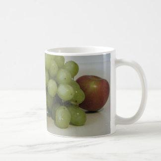 Todavía de la fruta taza de la vida