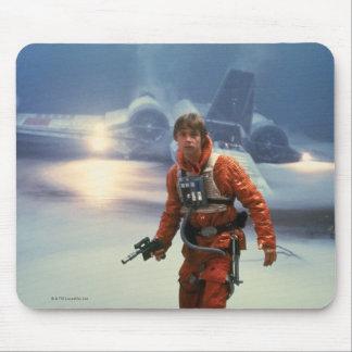 Todavía piloto de Skywalker Alfombrilla De Ratón