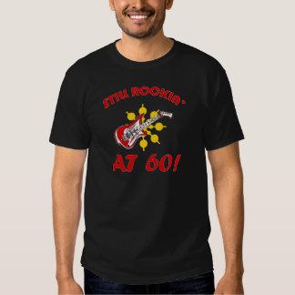 ¡Todavía Rockin en 60! Camisetas