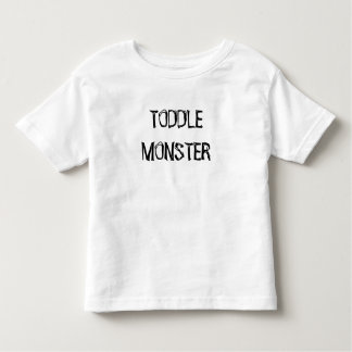 Toddle al monstruo camiseta