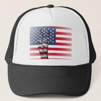 Todo americano gorro de camionero