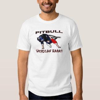 Todo el Badass americano Camisetas