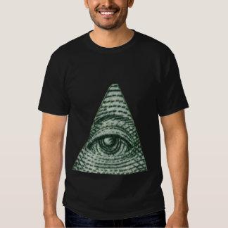 Todo el ojo que ve camisas