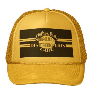 """""""Todo el oro todo"""" gorra del camionero"""