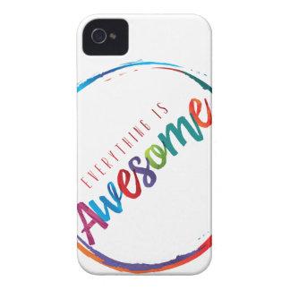 Todo es impresionante Case-Mate iPhone 4 carcasa