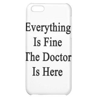 Todo es muy bien el doctor Is Here