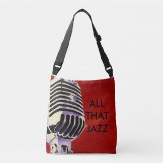 Todo ese jazz - Chicago - bolso de Crossbody