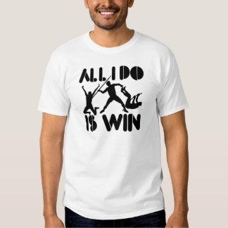 Todo lo que lo hago es triunfo en el Decathlon Camisetas