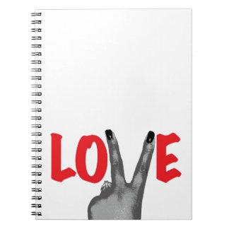 Todo lo que usted necesita es amor libros de apuntes