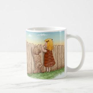 Todo lo que usted necesita es amor… y un perro taza de café