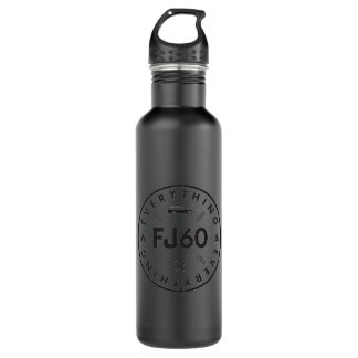 Todo logotipo FJ60 Botella De Agua