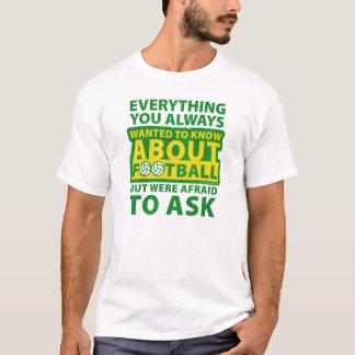 Todo que usted quiso siempre saber camiseta