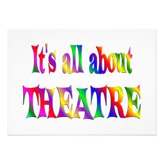Todo sobre teatro anuncios