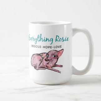 Todo taza de Rosie