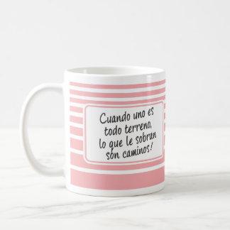todo terreno taza de café