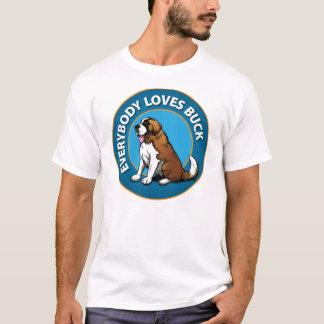 Todos ama el dólar camiseta