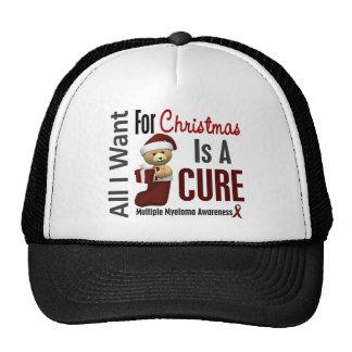 Todos lo que quiero para el mieloma múltiple del n gorras