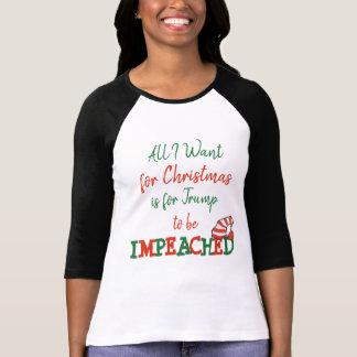 Todos lo que quiero para la camisa acusada triunfo