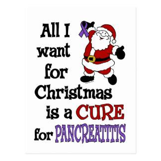 Todos lo que quiero para la pancreatitis del postal