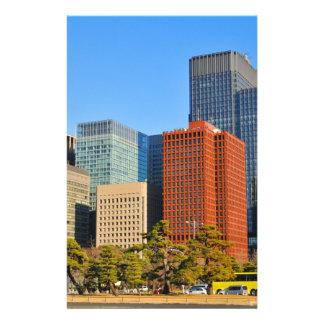 Tokio, Japón Papelería