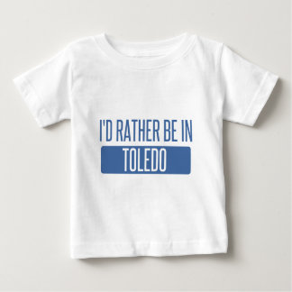 Toledo Camiseta De Bebé