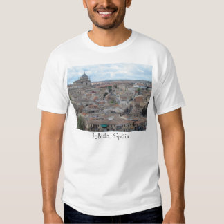Toledo, España Camisas