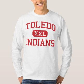 Toledo - indios - High School secundaria - Toledo Camisetas