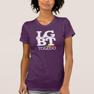TOLEDO LGBT -- .png Camiseta