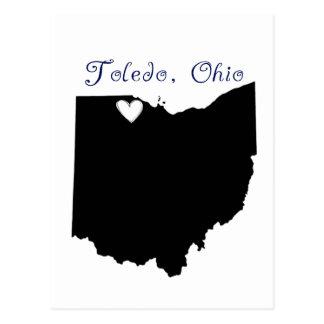 Toledo Ohio Postal