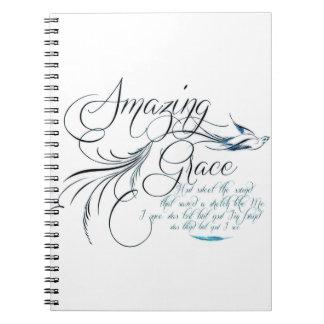 Tolerancia asombrosa cuaderno