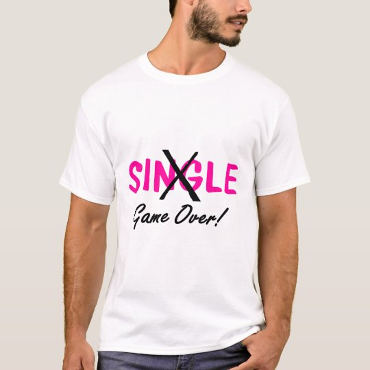 Tomado (juego sobre rosa) camiseta