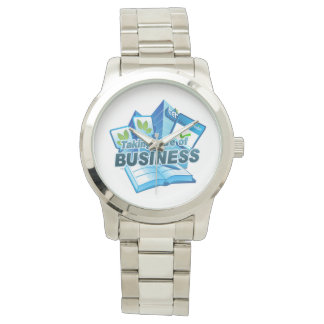 Tomar el cuidado del reloj 1 de la pulsera de la