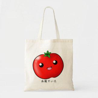 Tomate de Kawaii Bolso De Tela
