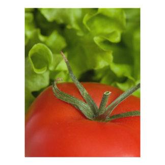 Tomate Folleto 21,6 X 28 Cm