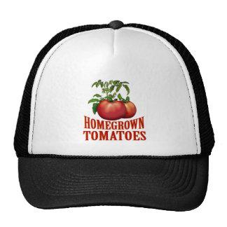 Tomates de cosecha propia gorra