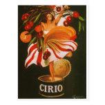 Tomates de Italia - de Cirio Tarjetas Postales