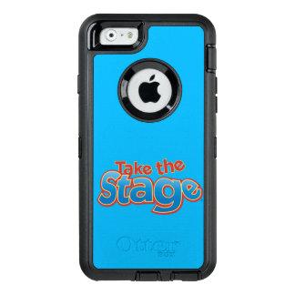 Tome al defensor del iPhone 6/6s de OtterBox Apple Funda OtterBox Defender Para iPhone 6
