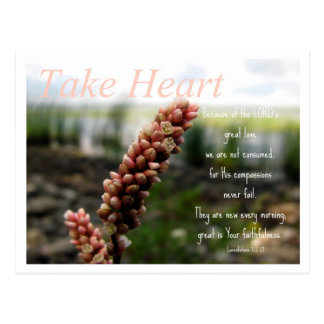Tome el corazón postal