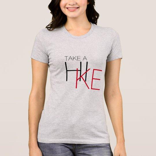 tome el diseño de la camiseta del diseño de la