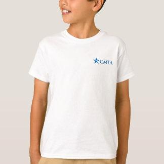 """""""tome los niños a mordedura"""" camiseta"""