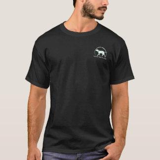 tome su paseo para un perro camiseta