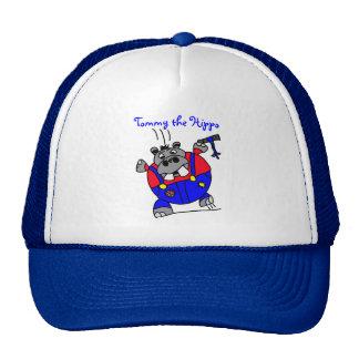 Tommy el gorra del hipopótamo