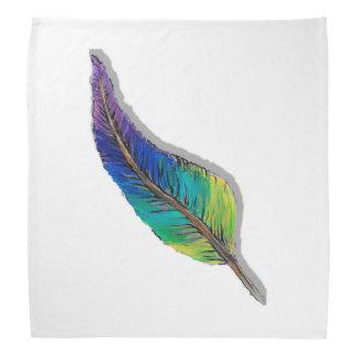 Tommy G inspiró pañuelo de la pluma