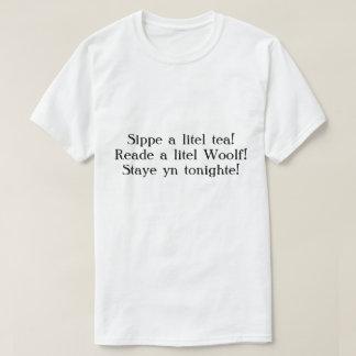 ¡Tonighte del yn de Staye! Camiseta