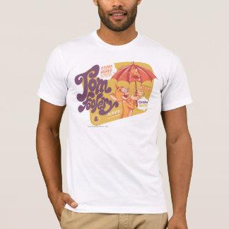 Tontería de Tom y Jerry Tom Camiseta