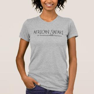 Top africano del azul del brezo del safari