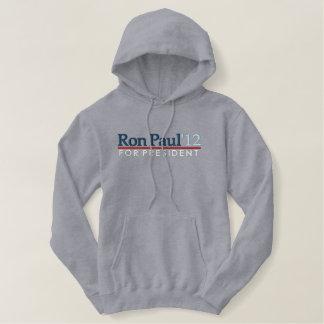 Top bordado personalizable de Ron Paul 2012